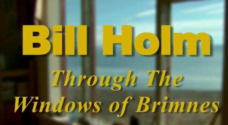 Bill Holm: Through The Windows of Brimnes: Bill Holm: Through The Window of Brimnes