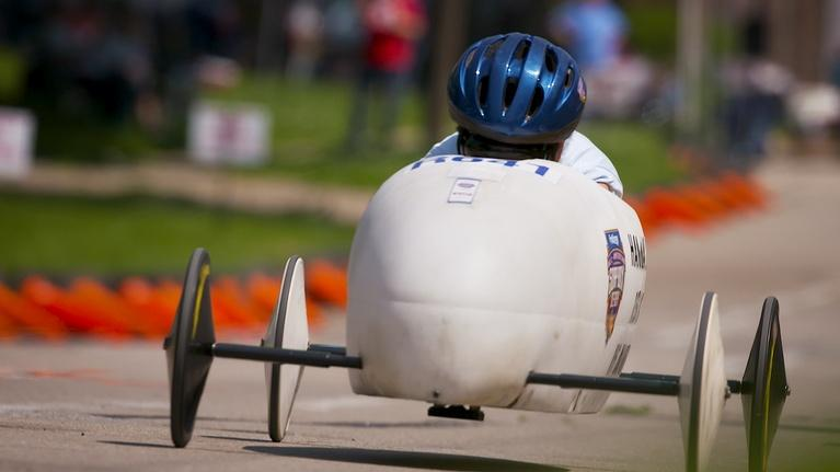 Greetings from Iowa: EPISODE | SOAP BOX DERBY