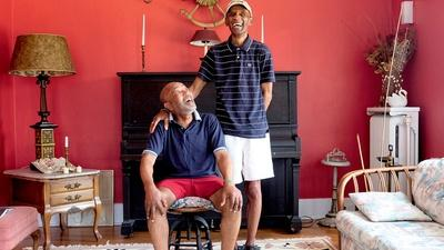PBS NewsHour   A photographer shines a light on queer couples of color