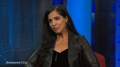 Amanpour and Company -- Aarti Shahani on Family, Resentment and the American Dream
