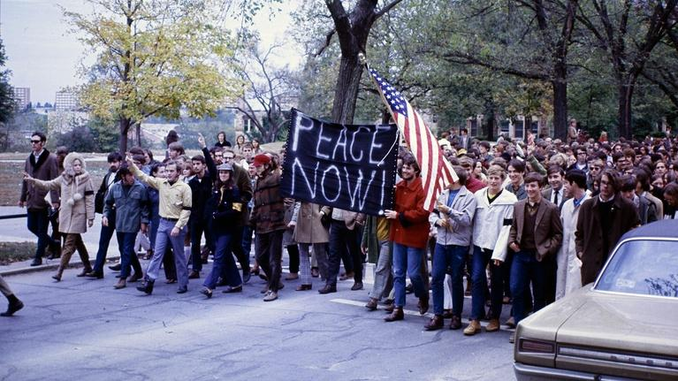 LZ Kansas City: Stories and Impact of the Vietnam War: The Fight for Peace