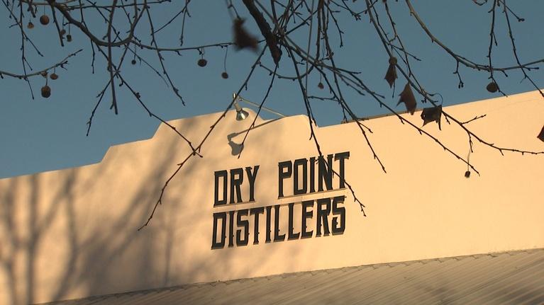 Living Here: Dry Point Distillers