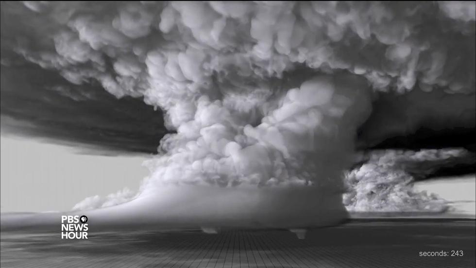 How studying simulated tornadoes could help save real lives image