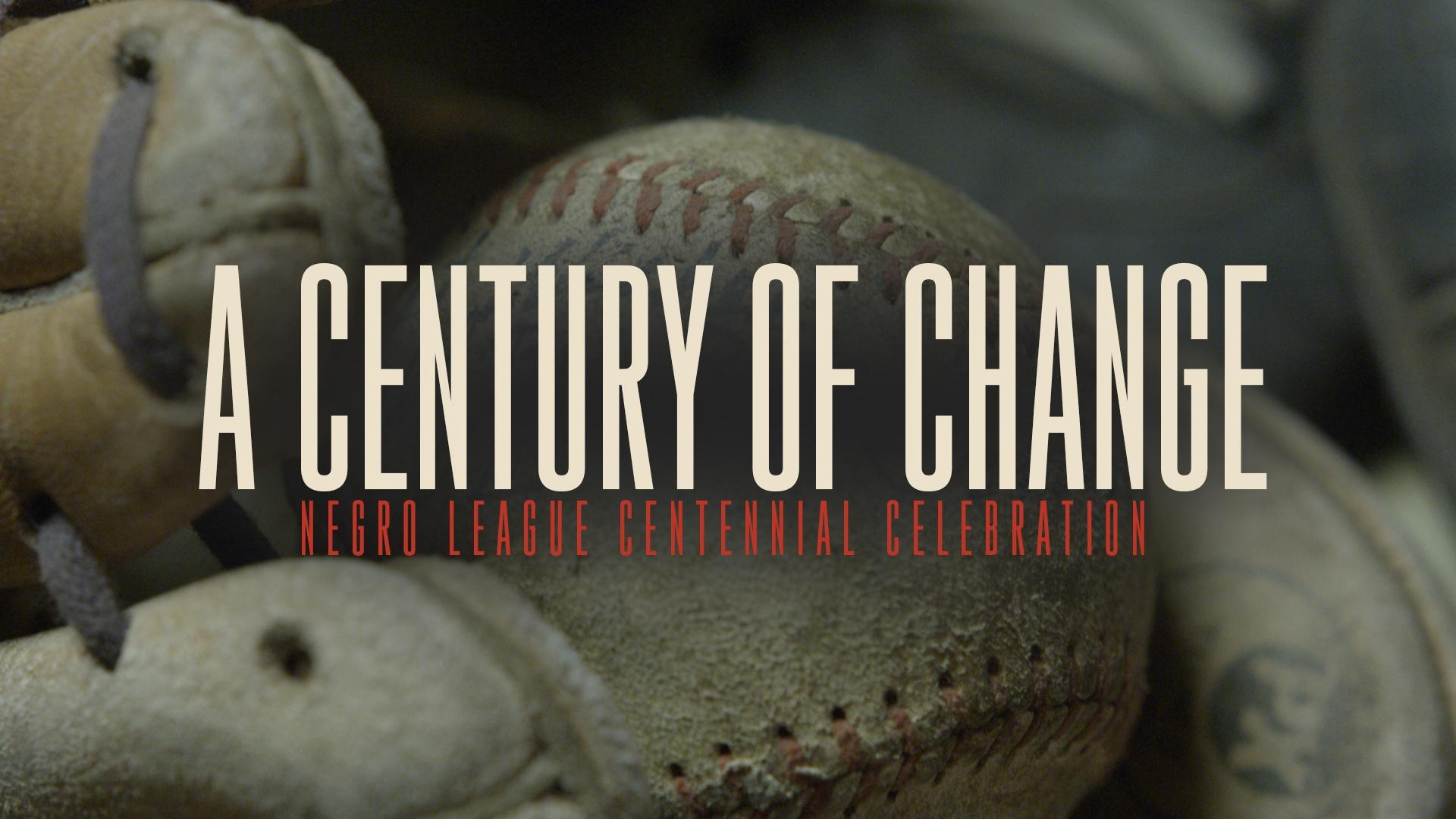Negro League Centennial Celebration