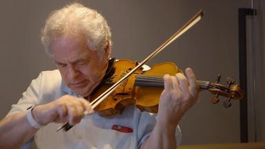 "Itzhak Perlman Plays ""Theme From Schindler's List"""