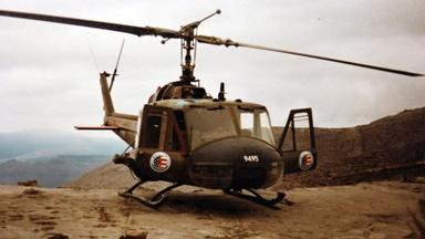 Sue's Rescue from Mount St. Helens