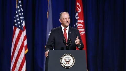 Louisiana governor: We need help sourcing more ventilators