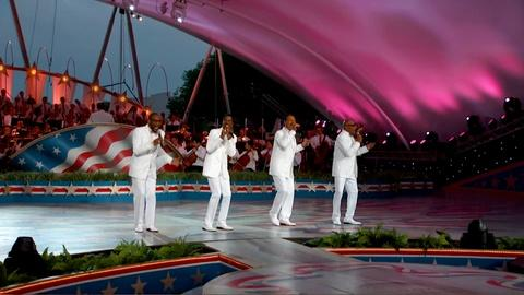 A Capitol Fourth -- S2017: The Four Tops Perform a Motown Medley