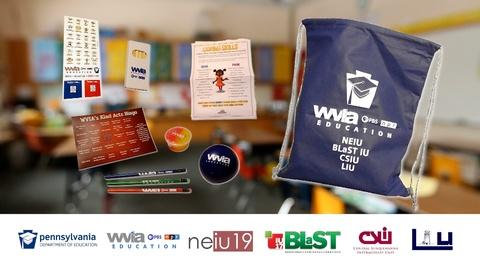 WVIA Special Presentations -- WVIA Education Grab and Go Bags