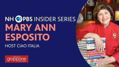 NHPBS Insider Series | Mary Ann Esposito
