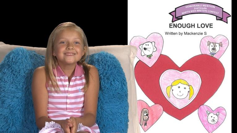 NHPBS Kids Writers Contest: Enough Love