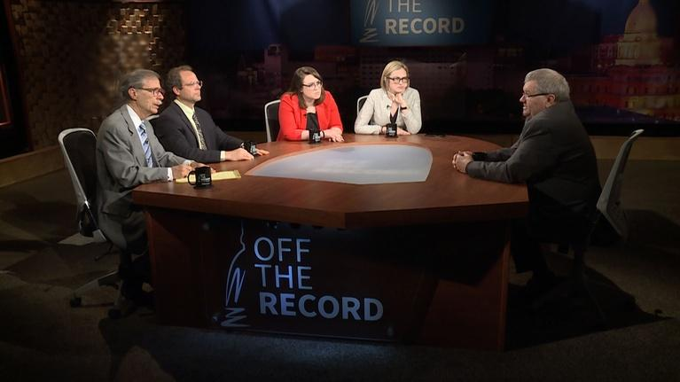 Off the Record: Rick Johnson | OTR OVERTIME | May 10, 2019