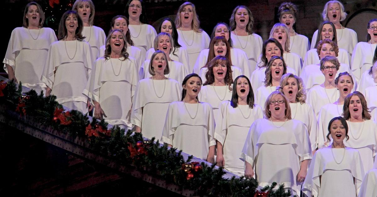 Silent Night | Christmas with the Mormon Tabernacle Choir | NHPBS