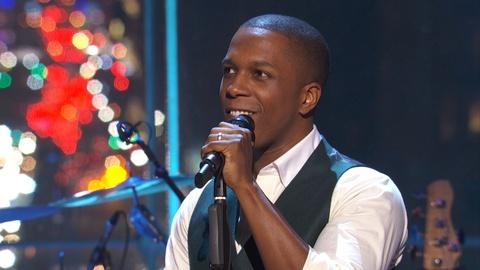 Leslie Odom, Jr. in Concert