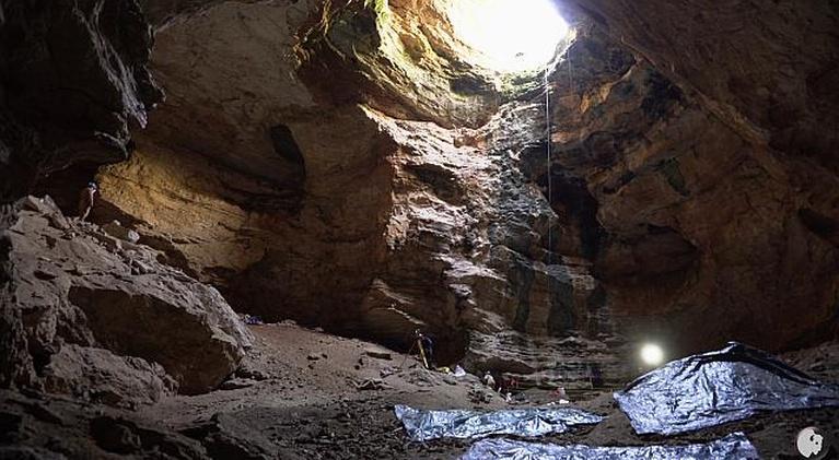 Main Street Wyoming: Natural Trap Cave