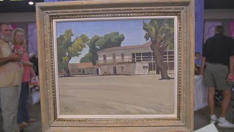 Antiques Roadshow -- S21 Ep19: Appraisal: 1935 Maynard Dixon Oil Painting