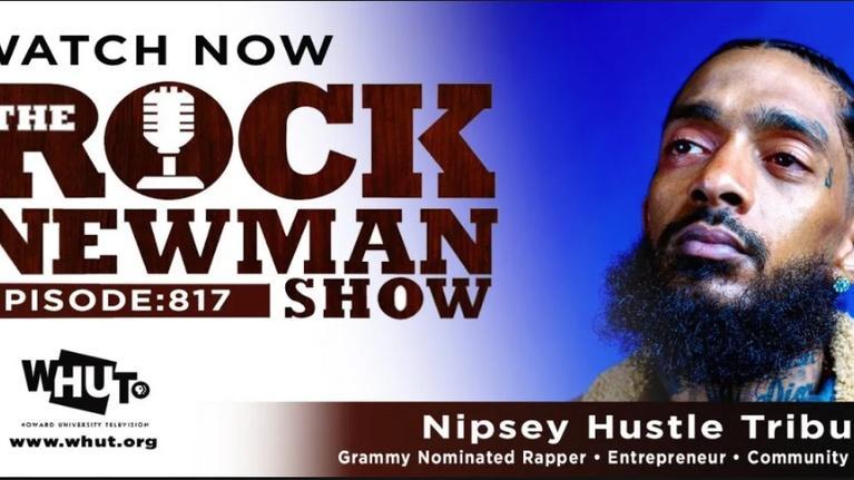 The Rock Newman Show: The Rock Newman Show Ep 817