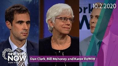 Reporters Roundtable: Karen DeWitt, Bill Mahoney, COVID-19