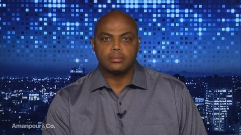 Amanpour and Company -- Charles Barkley Gives His Take on the NBA-China Controversy