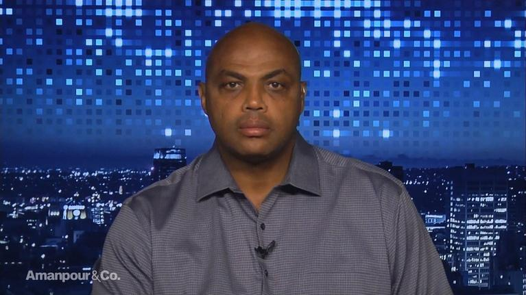 Amanpour and Company: Charles Barkley Gives His Take on the NBA-China Controversy
