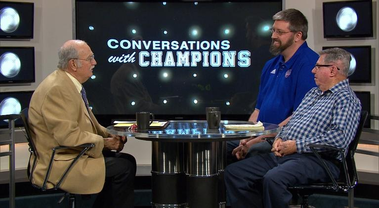 "Conversations With Champions: Bob White and J.R. Van Hoose - ""Sweet Sixteen"""