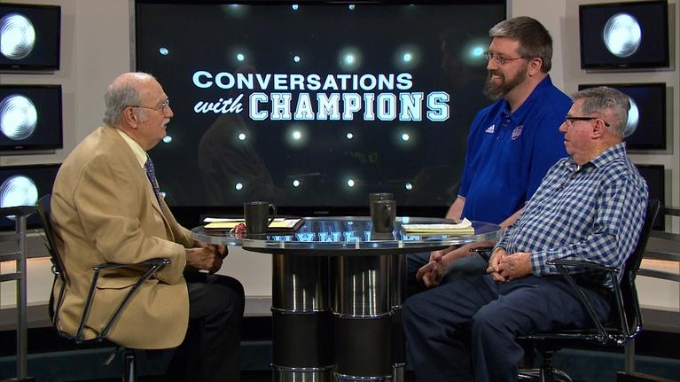 """Conversations With Champions: Bob White and J.R. Van Hoose - """"Sweet Sixteen"""""""