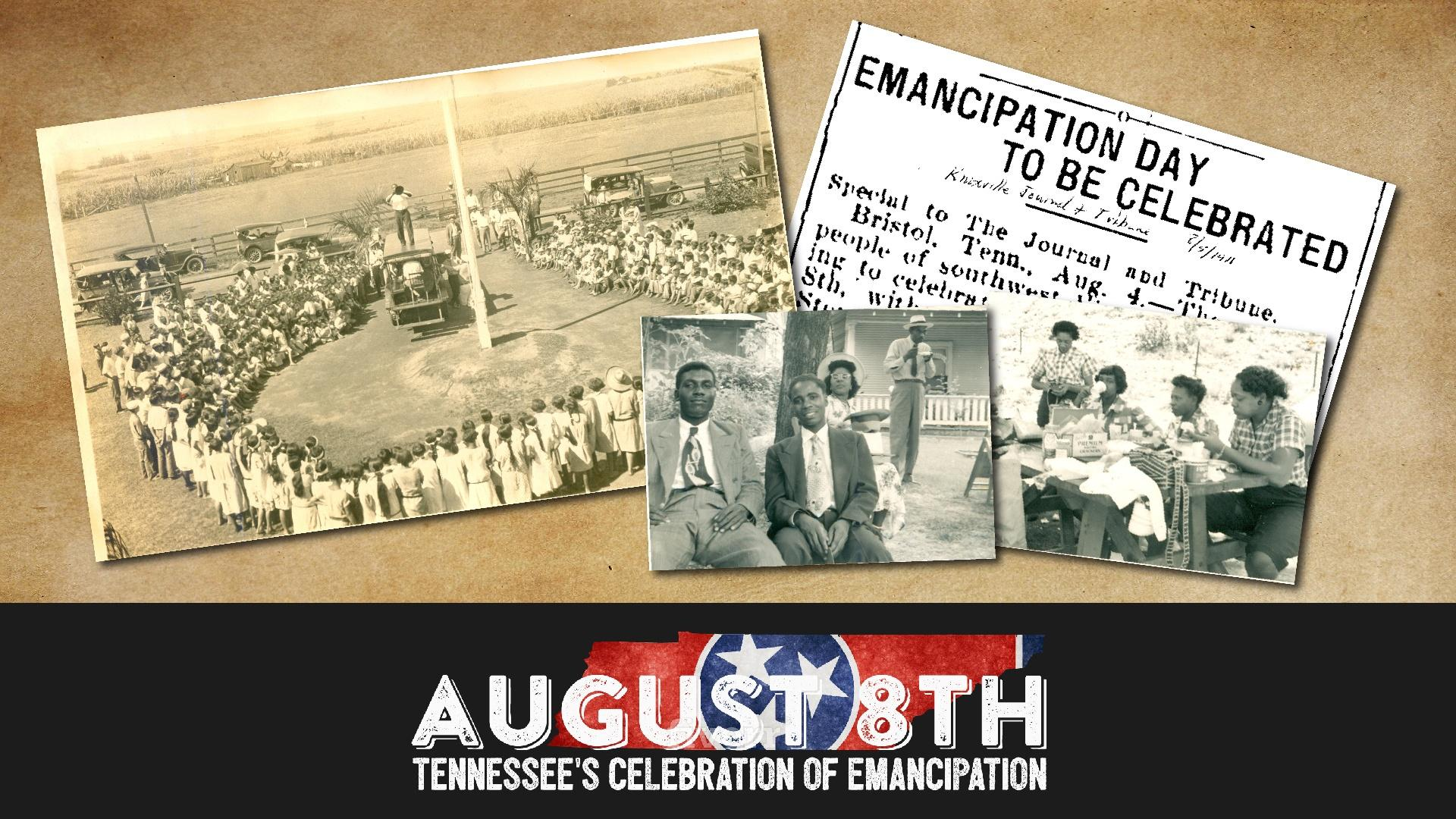 8th of August | Tennessee's Celebration of Emanci