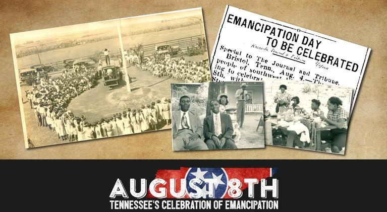 Black in Appalachia: 8th of August: Tennessee's Celebration of Emancipation
