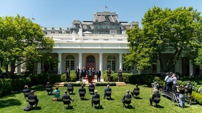 Washington Week   Washington Week full episode for May 15, 2020