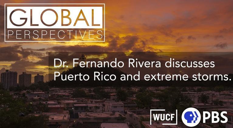 Global Perspectives: Dr. Fernando Rivera