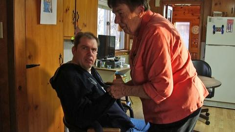 Caring for an adult child with disabilities in retirement