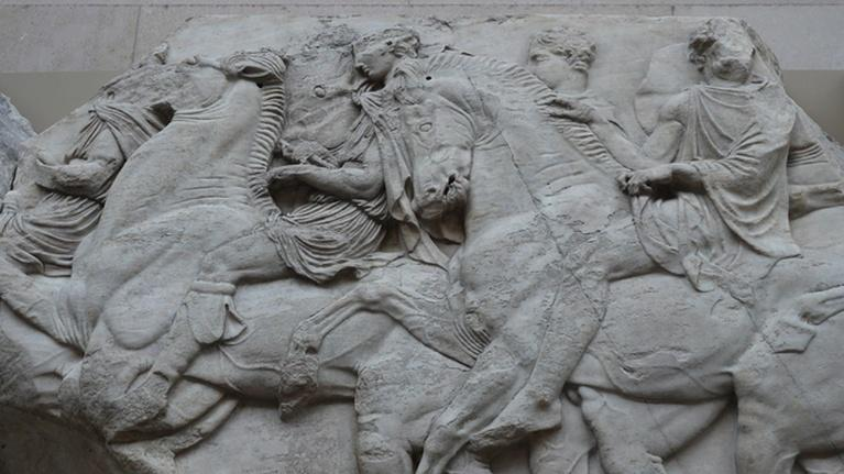 PBS NewsHour: Greece's long fight with UK over Parthenon
