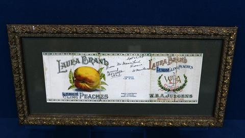 Antiques Roadshow -- S21 Ep17: Appraisal: 1918 WWI Peach Can Label Letter