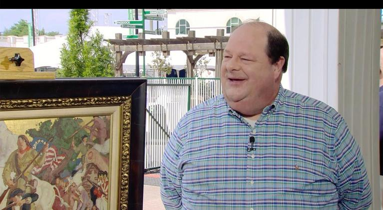 Clips & Previews: Antiques Roadshow Churchill Downs Hour 1