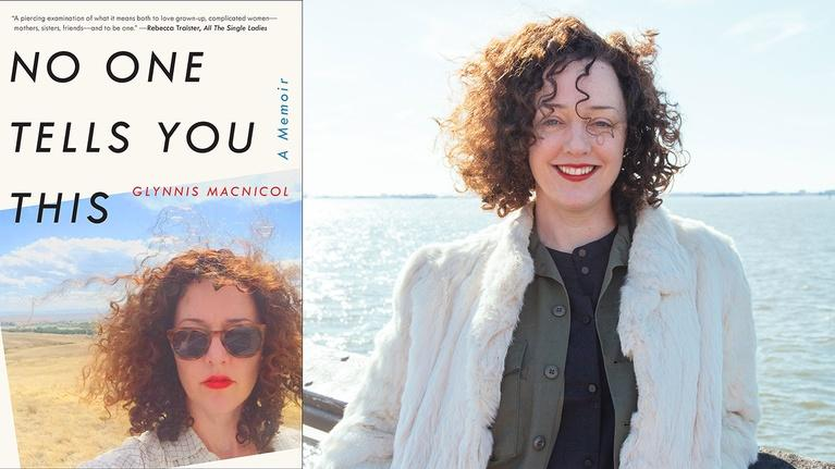Book View Now: Glynnis Macnicol | Miami Book Fair 2018