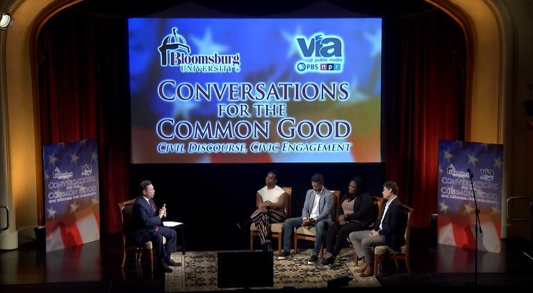 WVIA Special Presentations: Conversations for the Common Good - Sport, Race and Protest