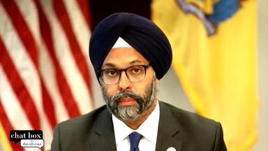 The Chat Box Conversation: NJ Attorney General Gurbir Grewal