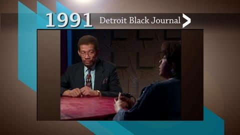American Black Journal -- Detroit Black Journal: Teaching Black History
