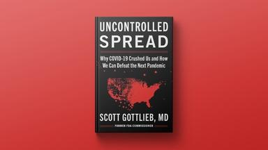New book shows how lack of quick testing compounded pandemic