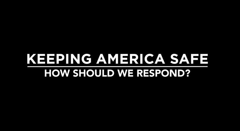 National Issues Forums: Keeping America Safe: How Should We Respond?