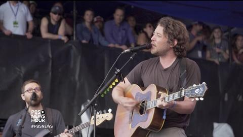 PBS NewsHour -- Why musicians and fans still flock to Newport Folk Festival