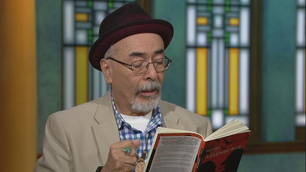 Web Extra: Juan Felipe Herrera Reads 'Poem By Poem' image