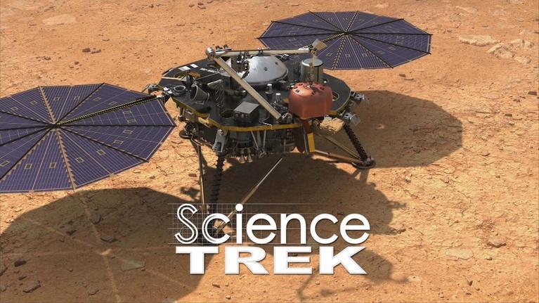Science Trek: Mars: Exploring Mars