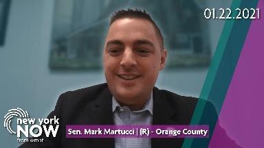 Senator Mike Martucci on Struggling Small Businesses