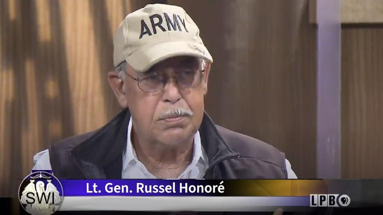 Louisiana: The State We're In: COVID-19 Testing, Business, Lt Gen Russel Honoré, Acadians