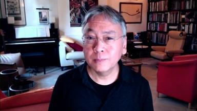 Nobel Prize-winning novelist Kazuo Ishiguro