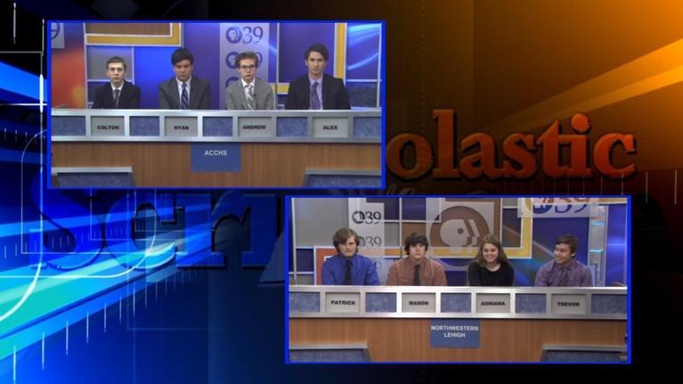 WLVT Scholastic Scrimmage: WLVT Scholastic Scrimmage ACCHS vs NW Lehigh