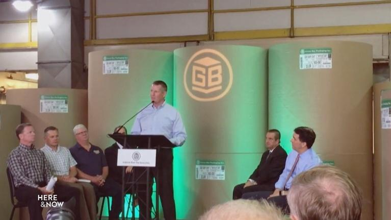 Here and Now: Green Bay Packaging Announces New Investment, Jobs