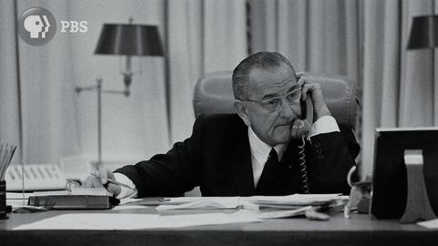 The Vietnam War | Broadcast Version -- Clip: Episode 6 | LBJ Criticizes the Media