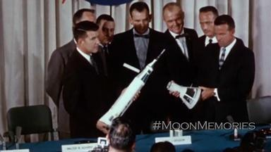 Moon Memories | Partying with Astronauts